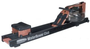 WaterRower - Club Rowing Machine with s4 Monitor , display, vogatore, allenamento, opinione